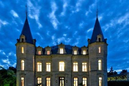 Château Pontet D'Eyrans, Salle de location Eyrans  #0