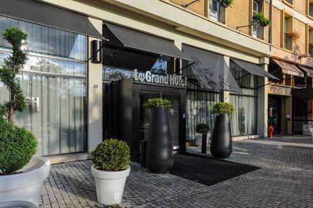 Le Grand Hotel, Salle de location Strasbourg  #0