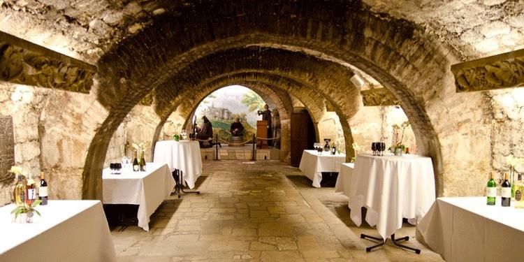 Le Musée du Vin - Cellier A, Salle de location Paris Passy #0