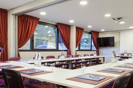 Hôtel Kyriad Strasbourg - Sud, Salle de location Lingolsheim  #0