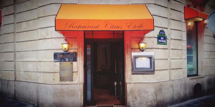 Le Citrus Etoile, Restaurant Paris Arc de Triomphe #3