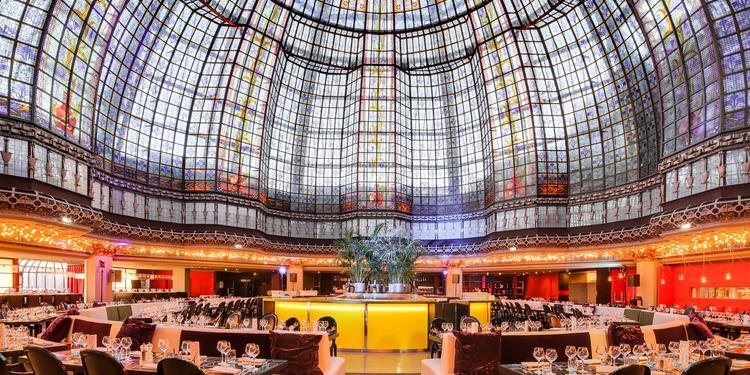 Brasserie Printemps, Salle de location Paris Opéra  #0