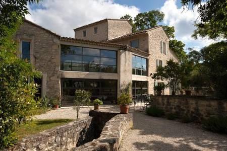 Moulin De Valaurie, Salle de location Valaurie  #0