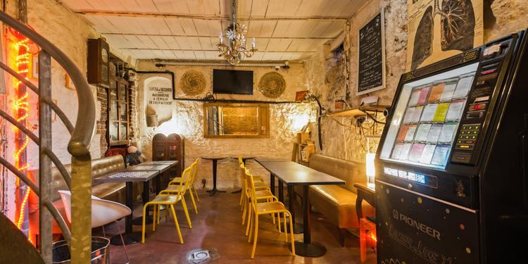 La Trincante, Bar Paris Jules Joffrin #0
