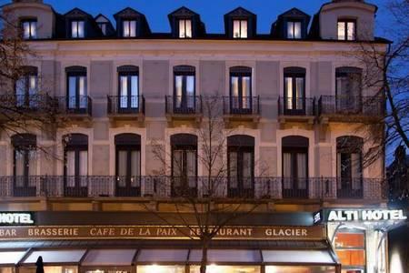Hôtel Acta Luchon, Salle de location Bagnères-de-Luchon  #0