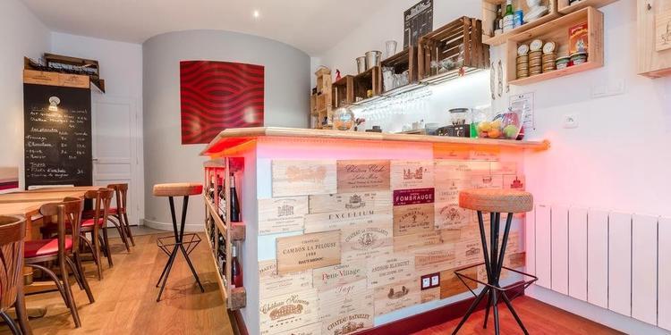Rio Del Vin, Bar Paris Les Halles #0