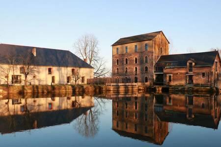 Ilot Du Moulin De Mordelles, Salle de location Mordelles  #0