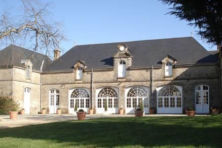 Château De Bonnefontaine, Salle de location Antrain  #0