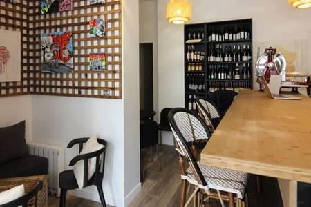 Les Miscellanées de M.Jash (FERMÉ), Bar Paris Gare du nord #0