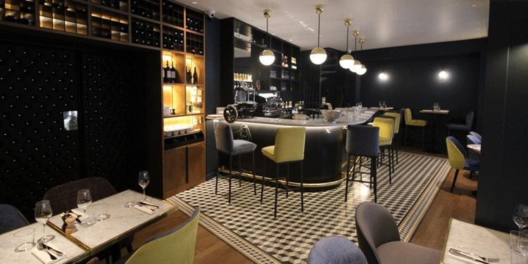 Fitzgerald (Bar), Bar Paris Invalides #0