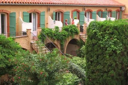 Mas Des Citronniers, Salle de location Collioure  #0