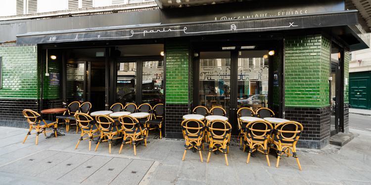 La Mécanique Des Fluides, Bar Paris Bonne Nouvelle #0