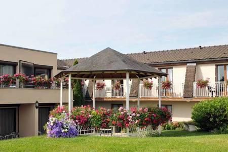 Hostellerie Du Mont Aime, Salle de location Bergères-lès-Vertus  #0