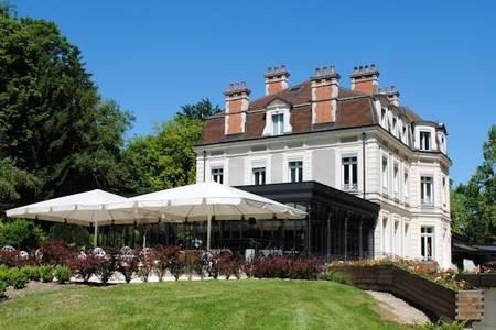 Château De La Dame Blanche, Salle de location Geneuille  #0