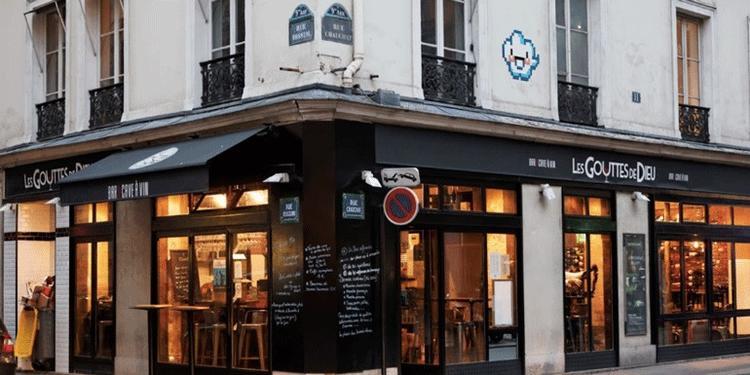 Les Gouttes de Dieu, Bar Paris Grands Boulevards #0