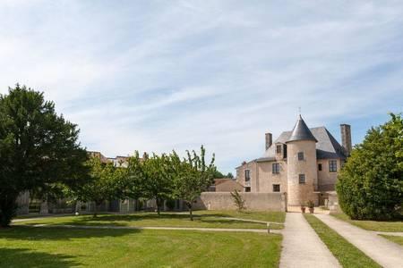 Domaine De Normandoux, Salle de location Tercé  #0