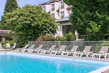 Les Jardins De Deauville, Salle de location Saint-Martin-aux-Chartrains  #0