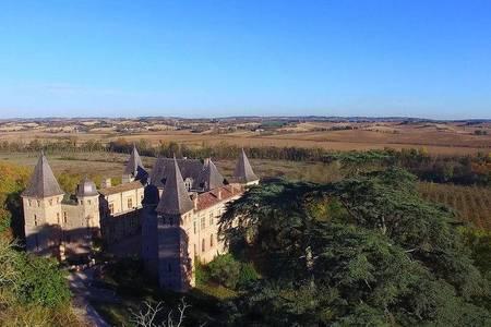 Château De Caumont, Salle de location Cazaux-Savès  #0