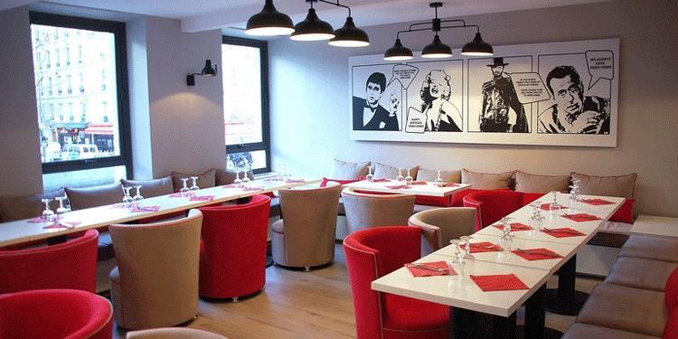 Paris Diner, Restaurant Paris Montparnasse #0