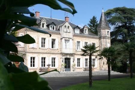 Château De Buros, Salle de location Escalans  #0