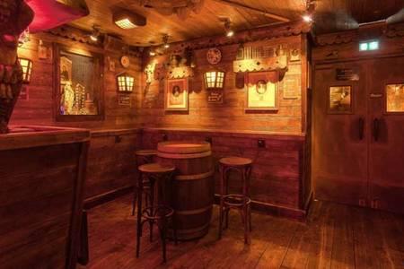 Le Barberousse (Paris), Bar Paris Châtelet - Beaubourg #0