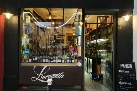 L'incognito, Bar Paris Charonne #0