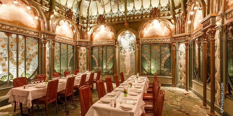 La Fermette Marbeuf, Restaurant Paris Champs Elysées #0