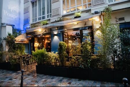 Poupée, Bar Paris Hotel de Ville #0