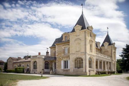 Château De Léognan, Salle de location Léognan  #0