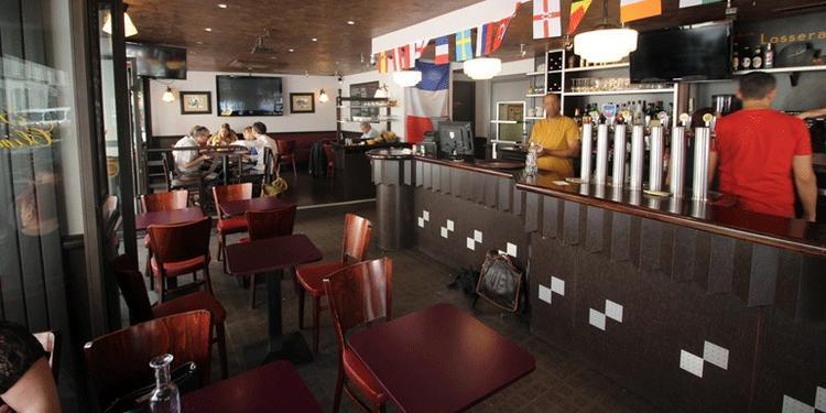 Le Café Losserand, Bar Paris Montparnasse #0