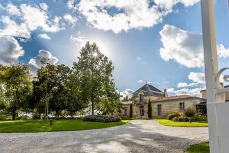 Château Cordeillan-Bages, Salle de location Pauillac  #0