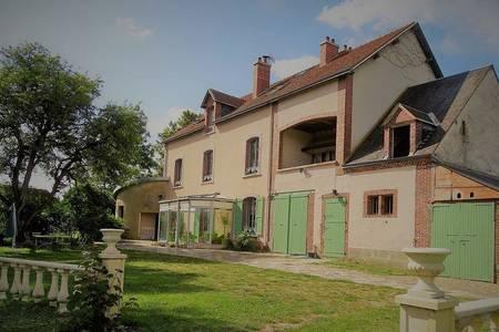 Domaine De La Louvetière, Salle de location Courtalain  #0