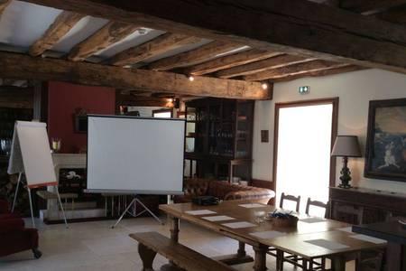 L'Ecu De Bretagne, Salle de location Beaugency  #0