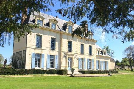 Château D'Andé, Salle de location Andé  #0