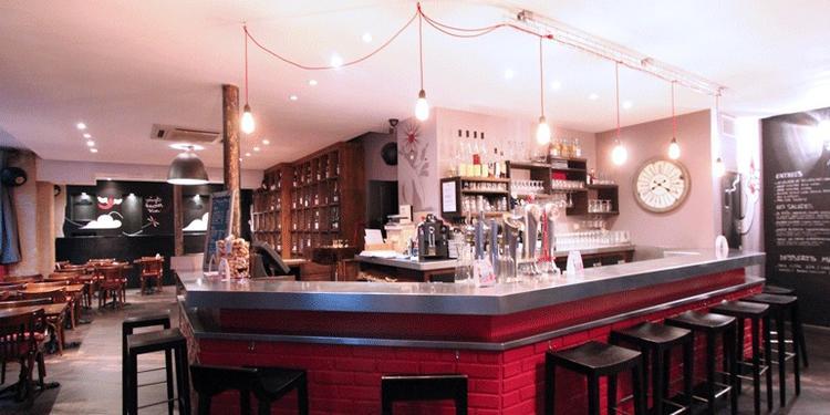 Le Vingt Heures Vin La Suite, Bar Paris République #0