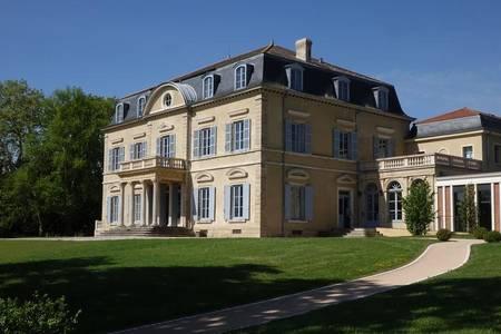 Domaine De Montcelard, Salle de location Tassin  #0