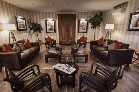 Le Fleuray Hotel & Restaurant Le Colonial, Salle de location Cangey  #0
