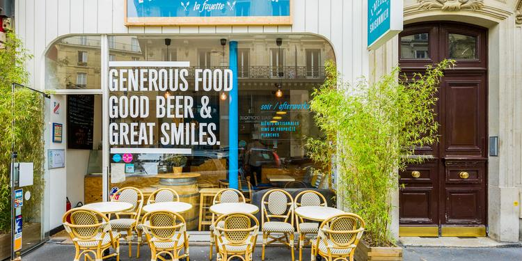 L'Atelier Saisonnier, Bar Paris Hausmann #0