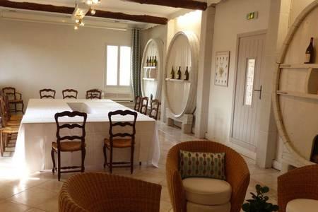 La Sommellerie - Logis De France, Salle de location chateauneuf du pape  #0