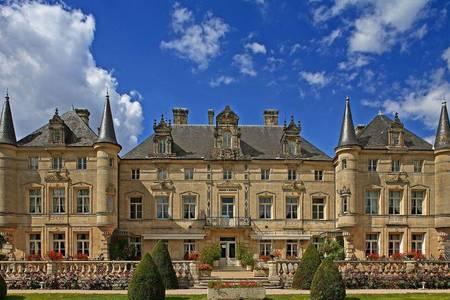 Château Des Monthairons, Salle de location Les Monthairons  #0