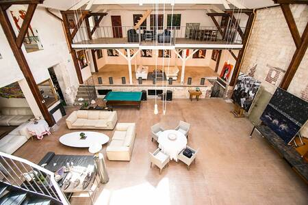 Le Loft d'Artiste, Salle de location Saint-Ouen Saint-Ouen #0