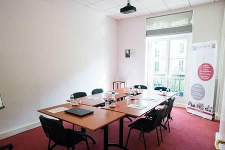 Caritat, Salle de location Paris  #0