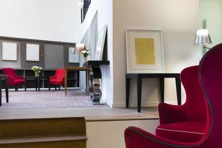 Penthouse Luxembourg, Salle de location Paris  #0