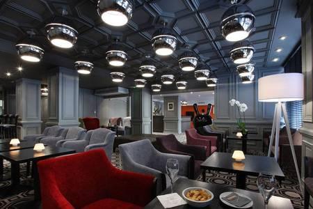 Le Cinq Hotel Chambéry Hyper Centre, Salle de location Chambéry  #0