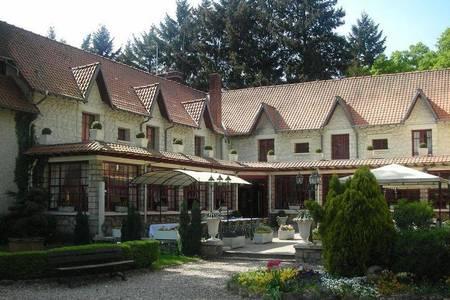 Hostellerie Du Lys, Salle de location Lamorlaye  #0
