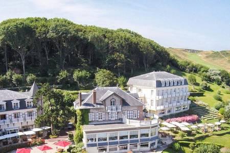 Hotel Restaurant Dormy House, Salle de location Étretat  #0