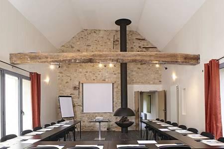 Hôtel Les Herbes Folles, Salle de location Mauregard  #0