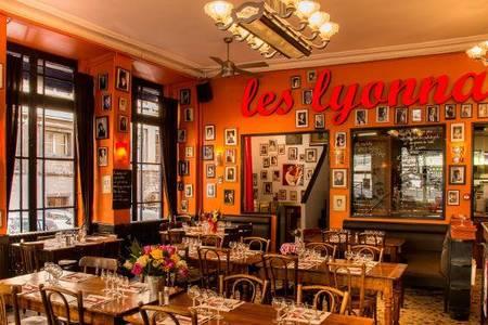 Bouchon Les Lyonnais, Restaurant Lyon Vieux Lyon #0