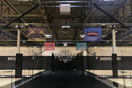 Hoops Factory - Lille, Salle de location Mons-en-Barœul  #0