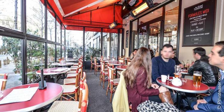 Au Grand Turenne, Bar Paris République #8
